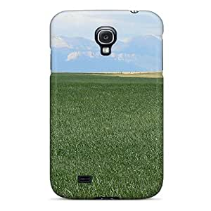 Galaxy S4 Case Cover Skin : Premium High Quality Choteau Montana Case