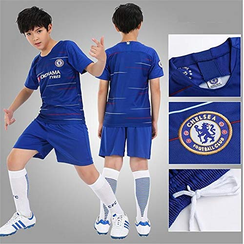 22189704d Sykdybz Club Jerseys Children s Soccer Clothing Suit 2018 Fans Football  Clothes Primary School Boys and Girls Gifts