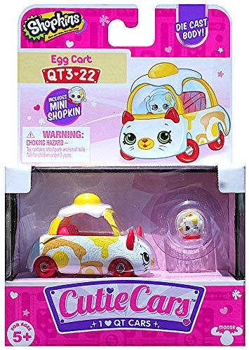 Egg Cart Die Cast Cutie Car QT3-22