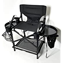 "PRESALE------# MU2R Tuscany Pro Makeup & Hair Portable Chairs Unique Italian Design High Quality Product (25"" Seat Height)"
