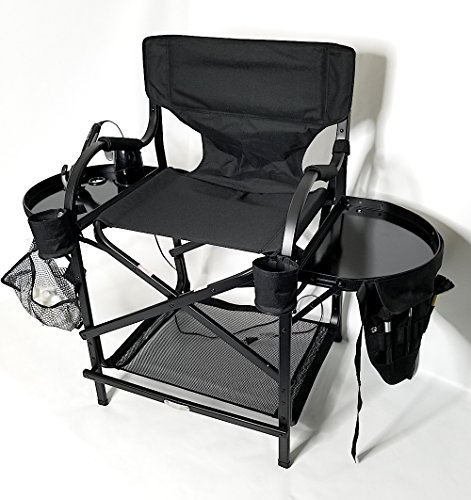 TuscanyPro Professional Hairstylist Chair--Unique Italian Design Product (22'' Seat Height) by Tuscany PRO