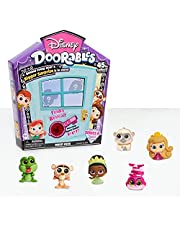 JP Disney Doorables JPL44509 Disney Doorables Peek Series 6, Multi Colour