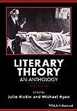 Literary Theory: An Anthology (Blackwell Anthologies)