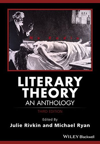 Literary Theory: An Anthology (Blackwell Anthologies) by Wiley-Blackwell