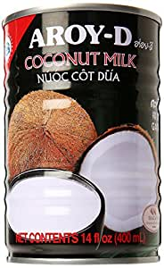Aroy-D Coconut Milk 14oz