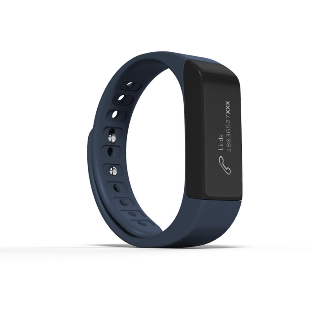 Teckey® i5 Plus inteligente Pulsera Bluetooth 4.0 ...