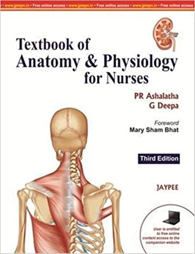 Textbook Of Anatomy Physiology For Nurses 9789350254233 Medicine