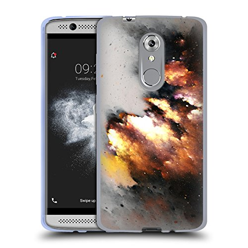 Official Andi GreyScale Nimbus 10 Clouds 2 Soft Gel Case for ZTE (Nm10 Mini)