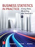 Business Statistics in Practice 8th Edition