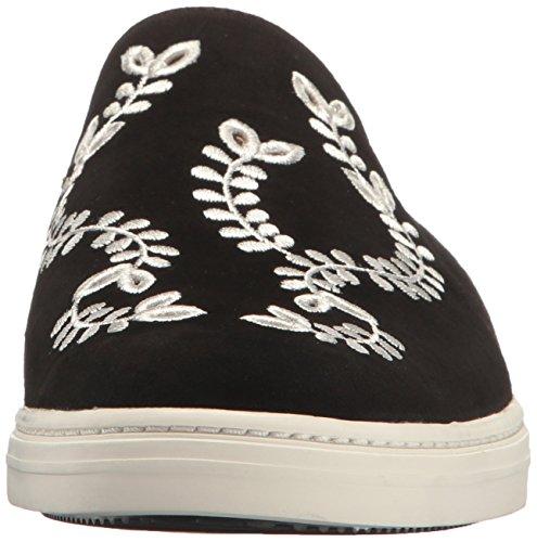 Via Spiga Womens V-rina3 Sneaker In Camoscio Nero