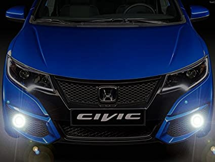 Amazon 2015 2016 Honda Civic Sport Fog Lamp Driving Light Kit