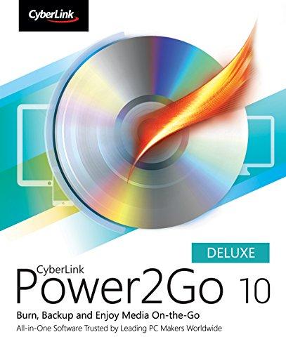 Power2Go 10 Deluxe [Download] by Cyberlink