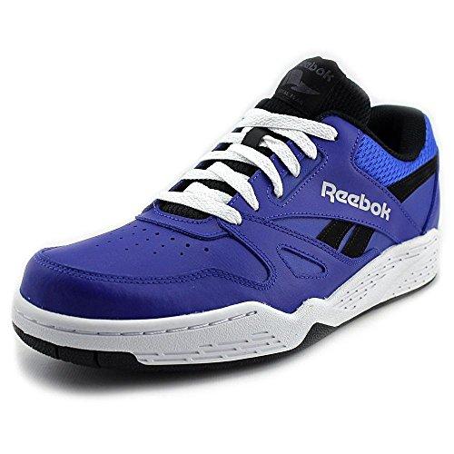 Reebok Men's Royal BB4500 Low Basketball Shoe, Collegiate Royal/Black/Steel/White, 9.5 M US
