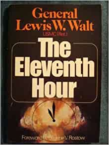 What is the Eleventh Hour?