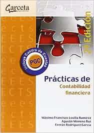 Prácticas de Contabilidad Financiera. 2ª Edición: Amazon