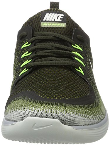 Nike Rn Palm 2 Black White Multicolore Scarpe Free Corsa legion Green Da Distance Uomo ZwqrZ6fH
