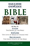 Daily Dose of Knowledge: Bible