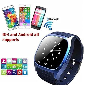 Fitness Smartwach Smartwatch para Apple Samsung HTC iPhone ...