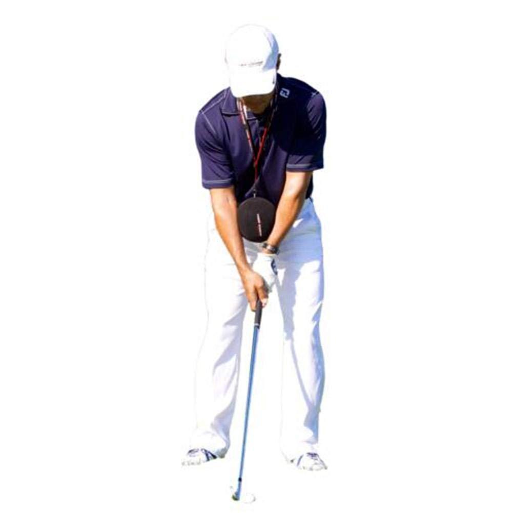 Luckycyc ゴルフトレーニング補助 強度とテンポトレーニング/ゴルフスイングトレーナー B07HT8F6W5