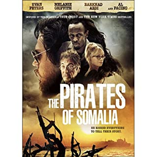 Book Cover: The Pirates of Somalia