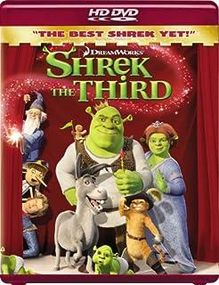 Shrek the Third [HD DVD] [Import] (B000W4RV1A) | Amazon Products