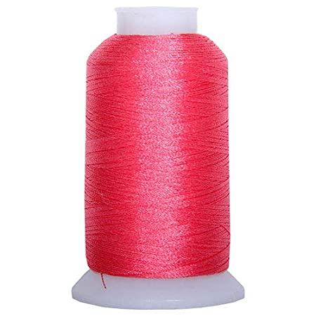 No 220 Colors Available Threadart Polyester Machine Embroidery Thread By the Spool 335 1000M Earth Tan