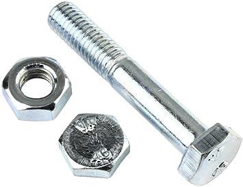 DIN 931 8.8 M14 x 200 verzinkt 5 Stk Sechskantschraube mit Schaft