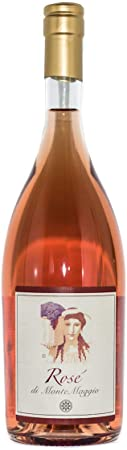 Vino Rosado - Rosé di Montemaggio IGT 2019 - Fattoria di Montemaggio - ML. 750