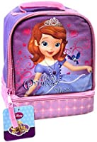 Sofia The First Lunch Kit - Pink Dual Compartment