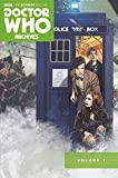 img - for Doctor Who: The Eleventh Doctor Archives Omnibus Volume 1 book / textbook / text book
