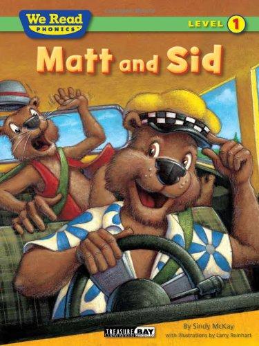 Matt and Sid (We Read Phonics Leveled Readers)
