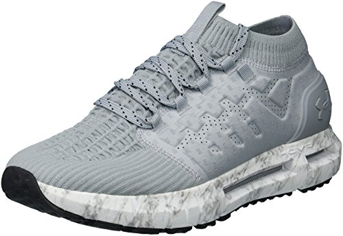 various colors 9318a 15613 Under Armour Men's HOVR Phantom Running Shoe, Overcast Gray (101)/White, 7.5