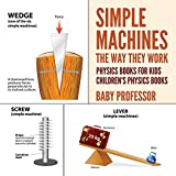 Simple Machines : The Way They Work - Physics Books