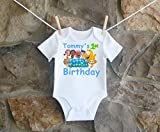 Bubble Guppies Birthday Shirt, Bubble Guppies Birthday Shirt For Boys, Personalized Boys Bubble Guppies Birthday Shirt