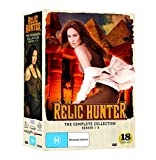 Relic Hunter: the complete collection season 1-3