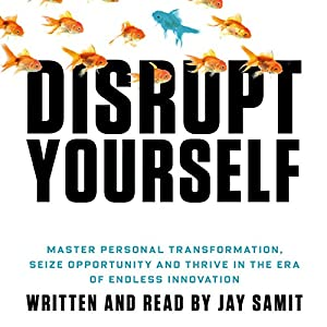 Disrupt Yourself Speech