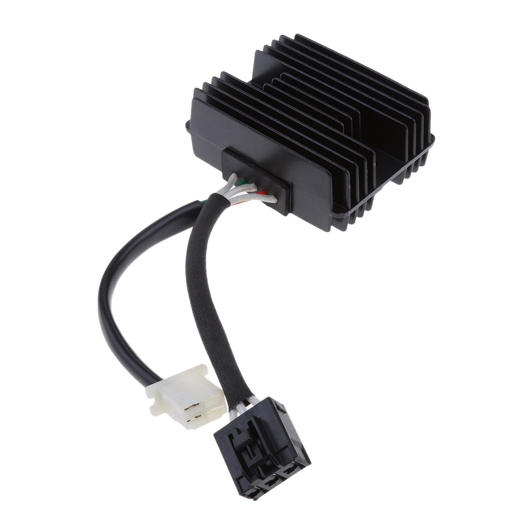 Baoblaze 1Piece Iron Regulator Rectifier for CFMOTO 500cc CF500 CF188 ATV-X5 UTV Black