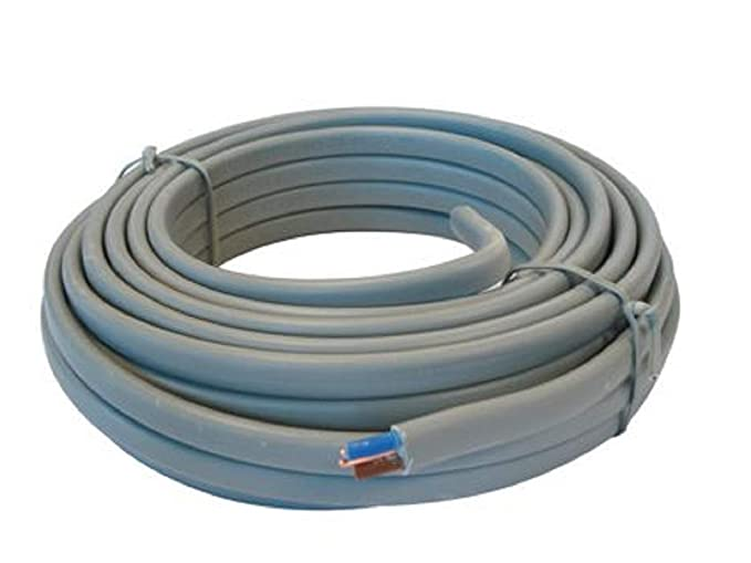 Pleasing 2 5Mm 6242Y Twin Earth Electrical Cable 20 Metre 2000Cm Length Wiring Cloud Oideiuggs Outletorg
