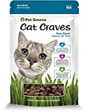 Pet Greens Semi-Moist Cat Craves Tuna Flavored Treats, 3 Ounces Each (3 oz)