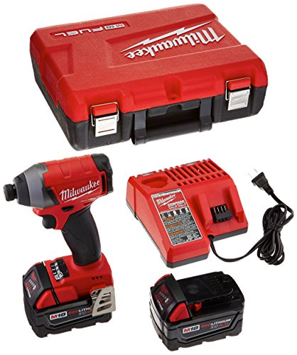 Milwaukee Electric Tool 2653-22 M18 18V Impact Drive Kit For Sale