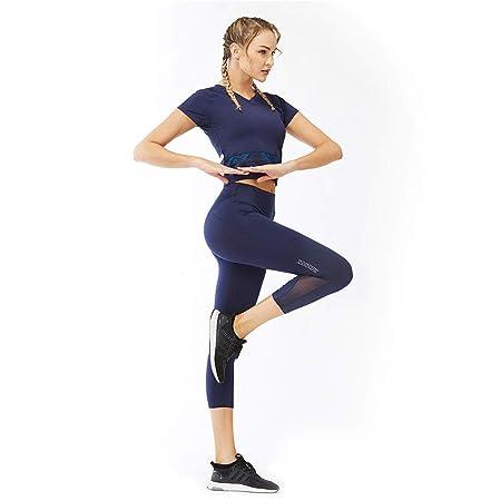 XYAIPR Traje de Ropa de Yoga para Mujer, Ropa Deportiva ...