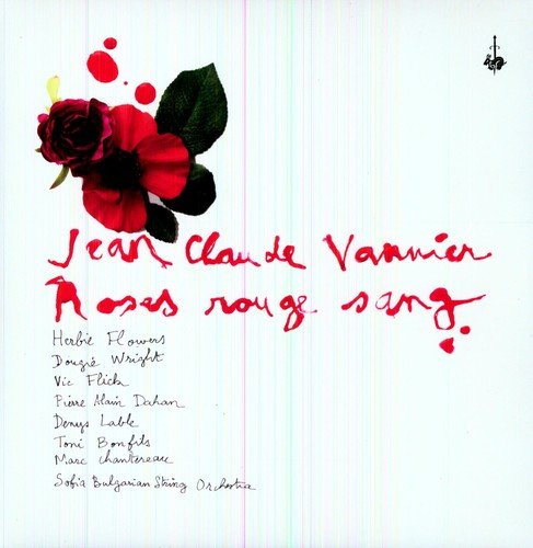 Vinilo : Jean-Claude Vannier - Roses Rouge Sang (United Kingdom - Import)