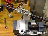 7Pcs Bearing Steel Metric Screw Thread Plug Tap Set