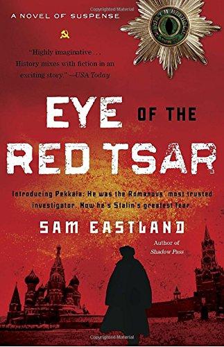 Eye of the Red Tsar: A Novel of Suspense (Inspector - Shops Eastlands