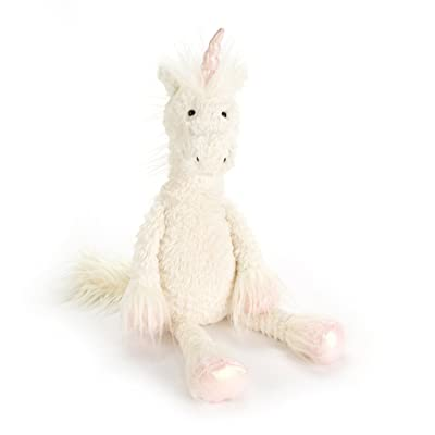 Jellycat Dainty Unicorn Stuffed Animal, 19 inches: Toys & Games