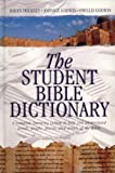 Student Bible Dictionary, the - Hardback, Karen Dockery and Johnnie Godwin, 159789513X