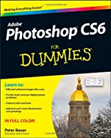 Photoshop CS6 For Dummies Front Cover