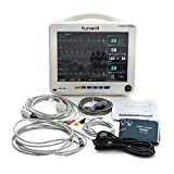 Funwill 6-parameter Monitor 9000A ,White (Shipping from USA)