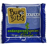 Endangered Species Bug Bites, Milk Chocolate, 0.35 Ounce (Pack of 64)