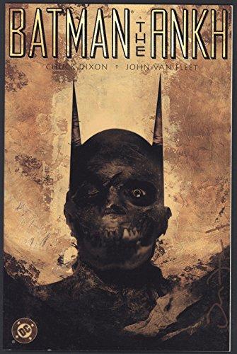 Batman: The Ankh #1-2 NM Full Set Complete Run Chuck Dixon DC Comics 2001 CBX1D
